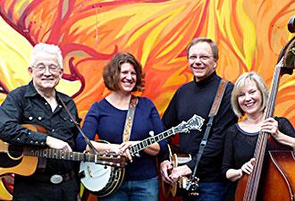 Peter, Tina, Ron, and Bonya